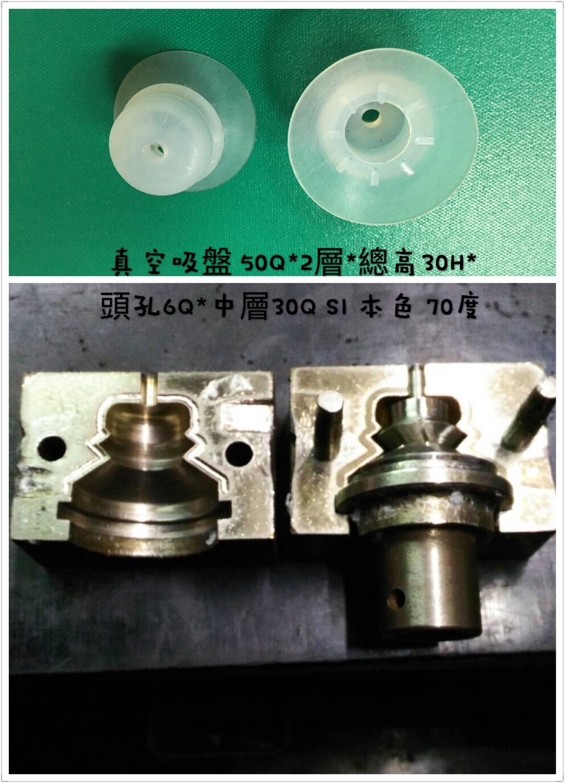 1051103範達-真空吸盤 Q301-50-2 SI